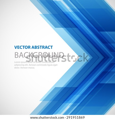 Abstract background with geometric elements. EPS 10 - stock vector
