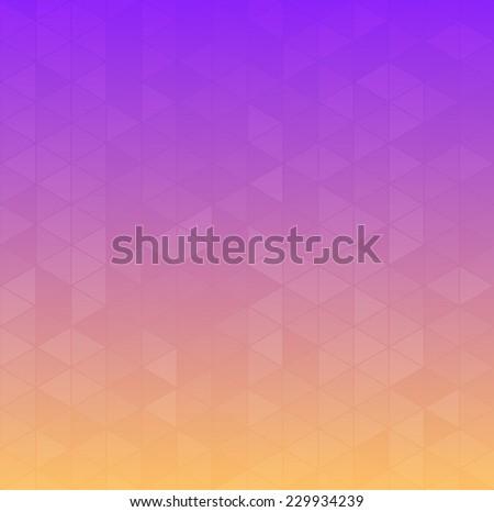 Abstract background with geometric elements. Vector - stock vector