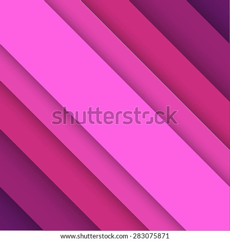Abstract background with layers. Vector illustration. - stock vector