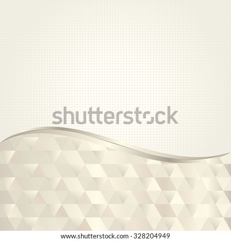 abstract background with pattern - stock vector