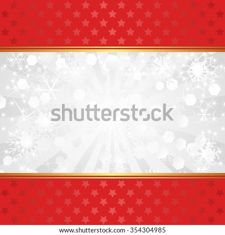 abstract background with stars pattern - stock vector