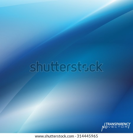 Abstract blue lights futuristic background - stock vector