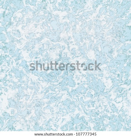 abstract blue marble texture seamless vector background