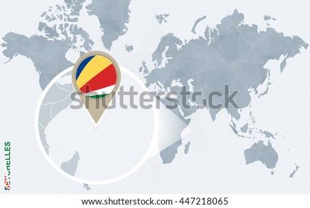 Seychelles Map Stock Images RoyaltyFree Images Vectors - Seychelles map world
