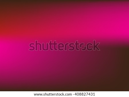 Abstract blurred background with neon pleasant colors,abstract pink background, smooth gradient texture color, glowing website pattern, banner header or sidebar graphic art image - stock vector
