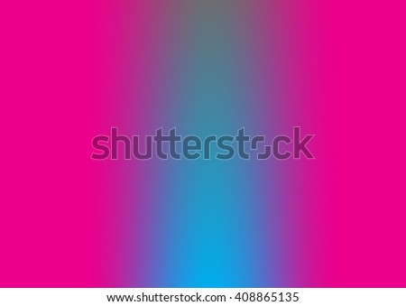 Abstract blurred background with neon pleasant colors,abstract pink blue background, smooth gradient texture color, glowing website pattern, banner header or sidebar graphic art image - stock vector
