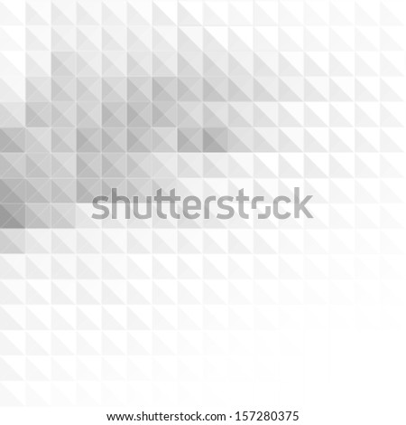 abstract business cover design, white textured background - stock vector