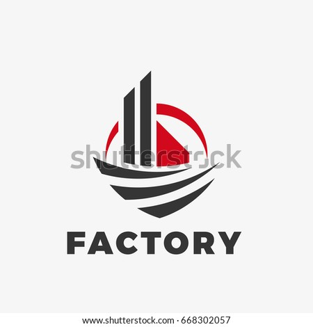Abstract business logo design template logo stock vector 668302057 abstract business logo design template logo template editable for your business cheaphphosting Choice Image