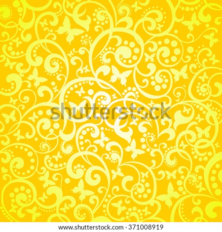 Abstract Butterfly Background. Vector illustration - stock vector