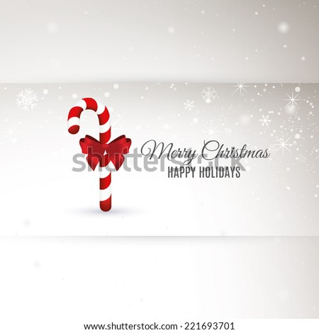 abstract Christmas background with some special objects