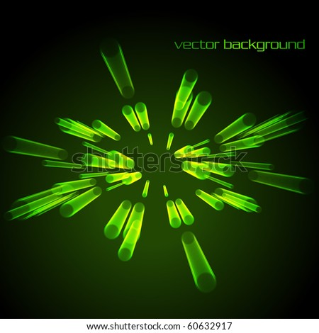 Abstract circles background eps10 vector design