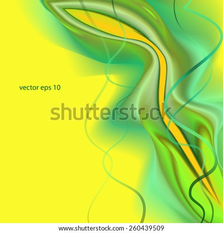 Abstract color background for design.Vector - stock vector