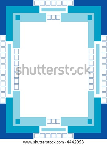 Abstract Colorful Background 2 - stock vector
