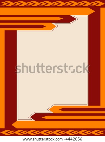 Abstract Colorful Background 3 - stock vector
