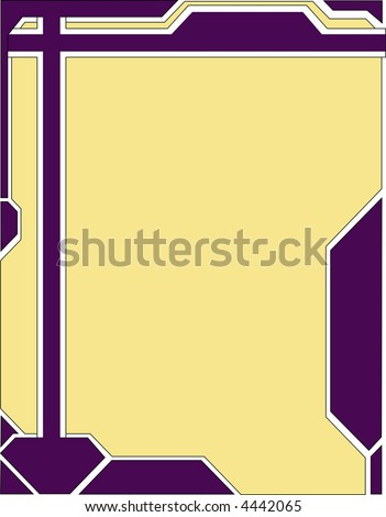 Abstract Colorful Background 5 - stock vector