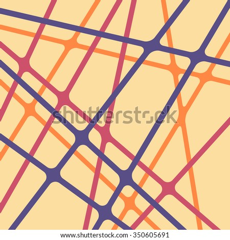 Abstract colorful background. Abstract colorful lines. Overlapping abstract art colorful. Ribbons abstract colorful. Abstract colorful. Abstract colorful stripes. Abstract colorful design background. - stock vector
