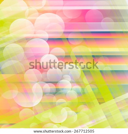 abstract colorful background for use in design - stock vector