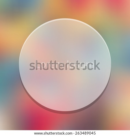 Abstract colorful background. in a EPS10 vector  - stock vector