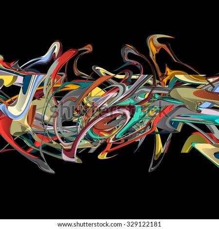Abstract colorful background. Vector EPS10 - stock vector