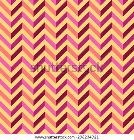 abstract colorful geometrical seamless pattern