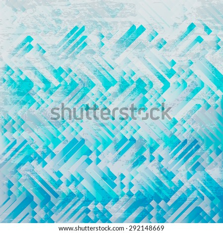 Abstract Colorful Grunge Background. Vector Illustration.