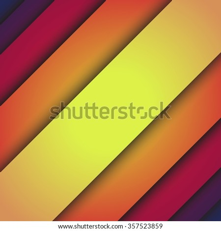 Abstract colorful vector background for your design - stock vector