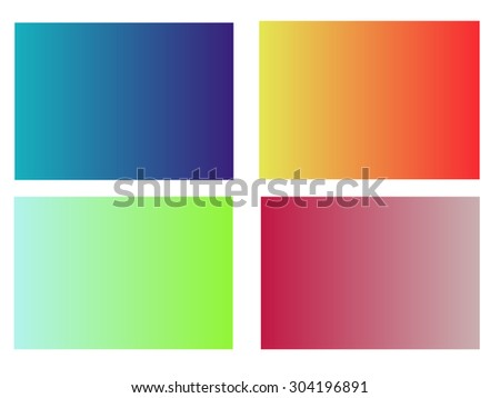 Abstract colorful vector backgrounds.