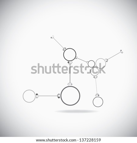 Abstract communication backgrounds. - stock vector