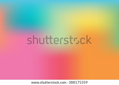 Abstract composition, color with a mesh background. Vector illustration - stock vector