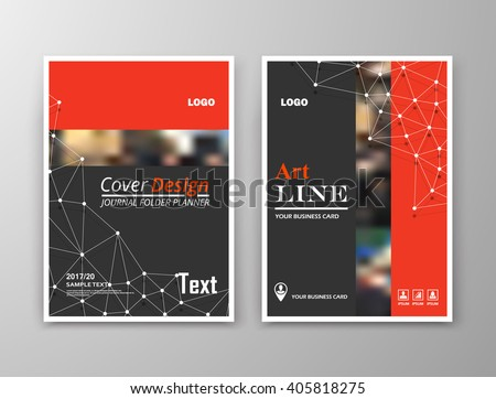 Abstract composition. Colored editable cover image texture. Flier set construction. Urban city view banner form. Red a4 brochure title sheet. Creative figure icon. Firm name logo surface. Flyer font. - stock vector