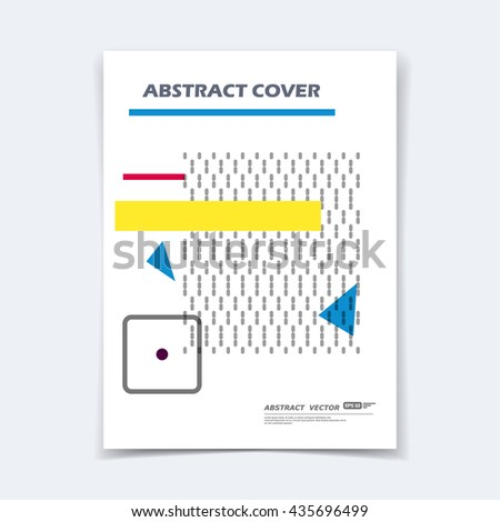 Abstract composition. Perforated dots section. Black and white ad surface icon. Logo figure. A4 brochure title sheet. Creative mesh text frame construction. Firm banner form image. EPS10 flyer panel - stock vector