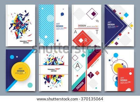 Abstract composition white font texture business stock vector abstract composition white font texture business card set correspondence letter collection a4 colourmoves