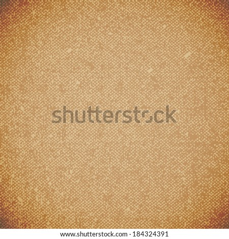 Abstract cork board background