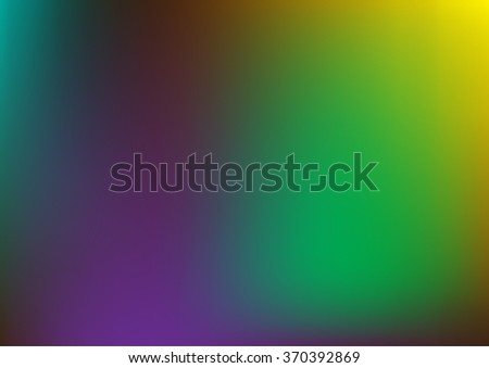 Abstract Creative concept vector multicolored blurred background. For Web and Mobile Applications, art illustration template design, business infographic and social media, modern decoration.