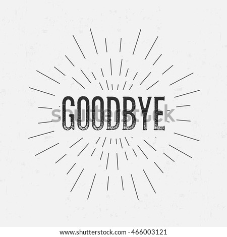 Farewell card stock images royalty free images vectors for Farewell banner template