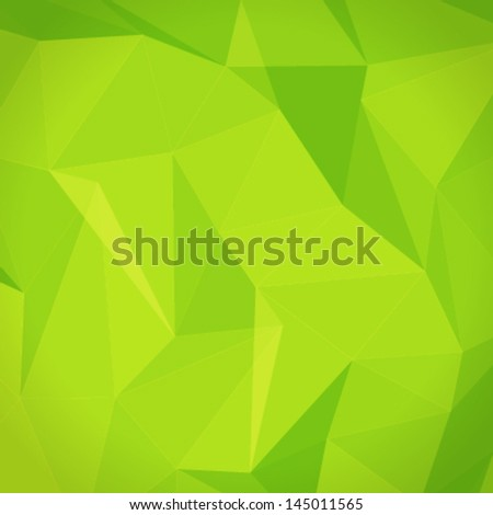 Abstract 3d wire geometric vector background. Eps 10. - stock vector