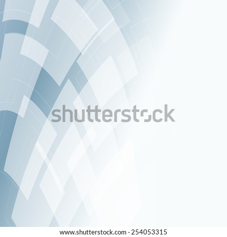 abstract dark background with rhombus - stock vector