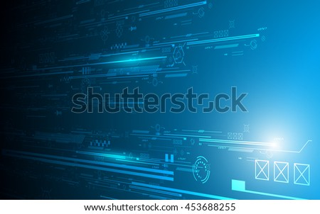 abstract digital tech texture pattern innovation communication concept background
