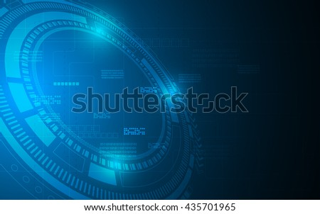 abstract digital technology texture pattern design background