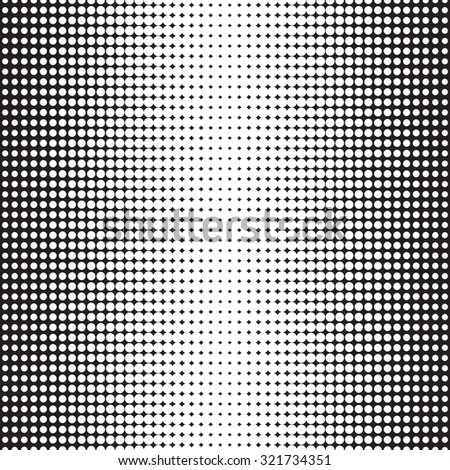 abstract dot background - stock vector