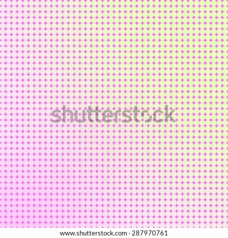 Abstract Dotted Background. Vector Illustration.