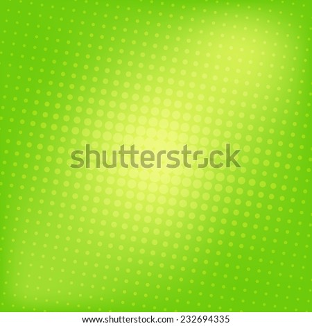 Abstract dotted colorful gradient background texture - stock vector