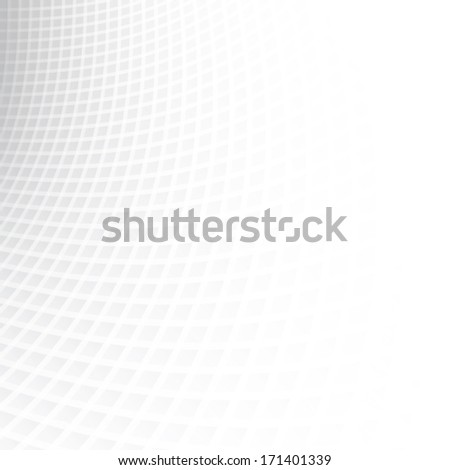 Abstract dotted halftone background, brochure edge layout, template. Abstract business cover design or presentation background with wavy grey halftone dots. - stock vector
