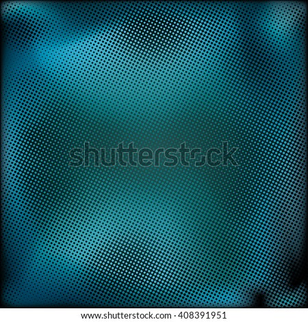 Abstract dotted vector background. - stock vector