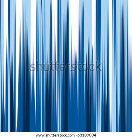 abstract dynamic template background with gradient stripes color of blue - stock vector