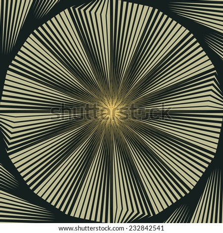 Abstract etching style backdrop - stock vector
