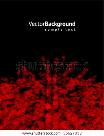 Abstract explore vector background