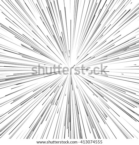 Radiating Lines Stock Images Royalty Free Images