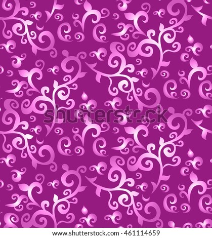 abstract floral pattern,
