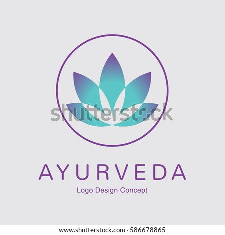 lotus logo stock vector 499298575 shutterstock
